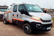 Abschleppfahrzeug bis 5 t (AWU70)