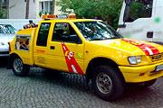 Tiefgaragenfahrzeug (AWU32)