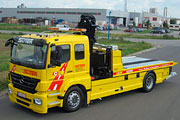 Transportfahrzeug Kran bis 15 t (LFBK180)