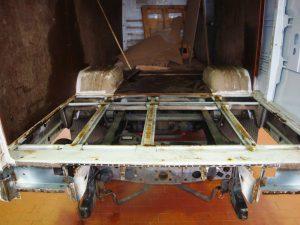 Neuaufbau SKW75