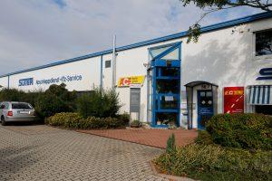 Sutter GmbH Außenansicht